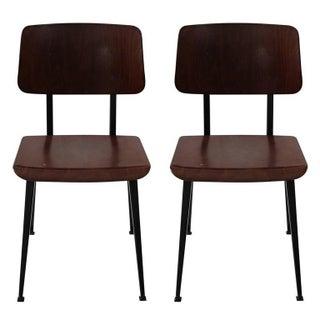 Galvanitas Plywood Chairs - Set of 2