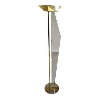 Monumental Standing Regency Floor Lamp