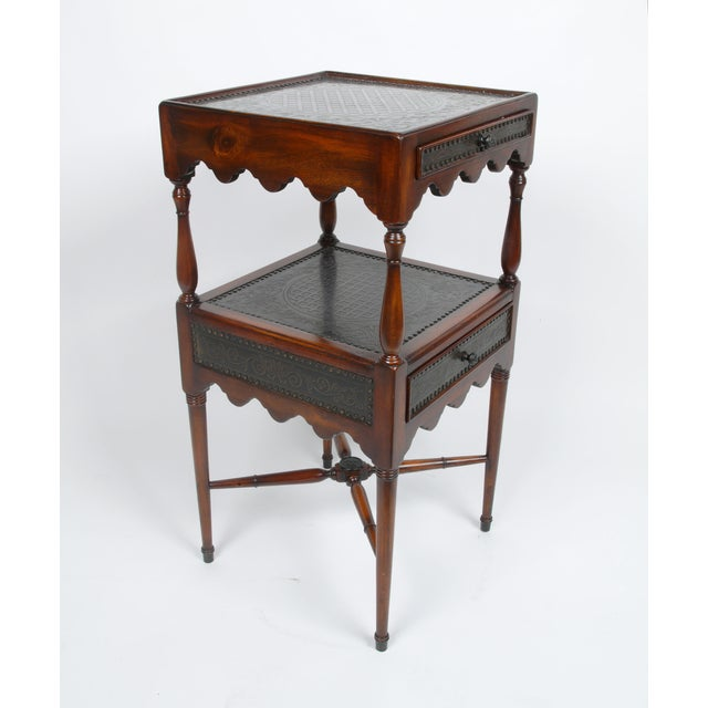Theodore Alexander Side Table - Image 8 of 8