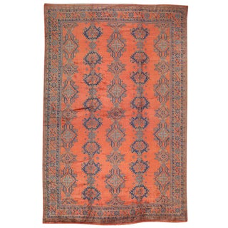 Antique Turkish Oushak Rug - 12' x 17'1""