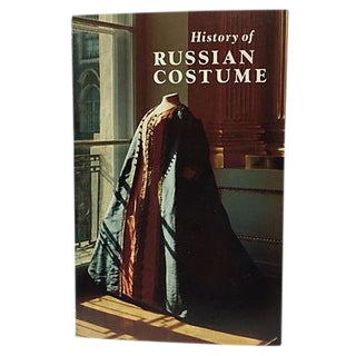History of Russian Costume 1982 Met Museum