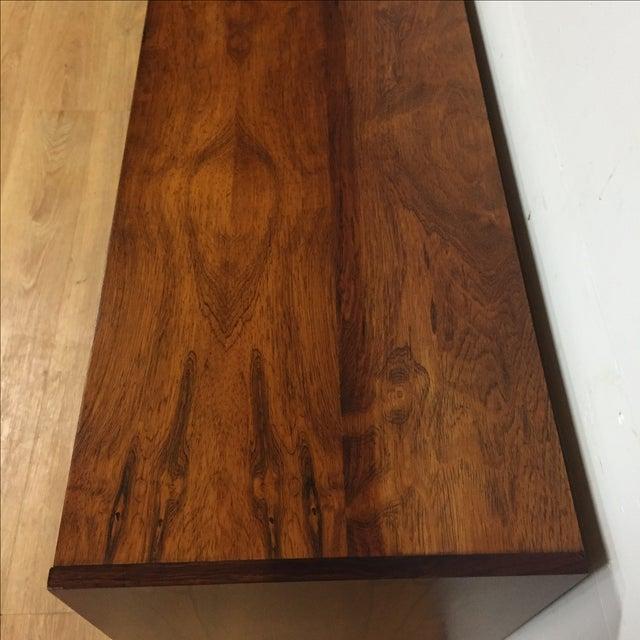 Danish Modern Rosewood Credenza - Image 6 of 10