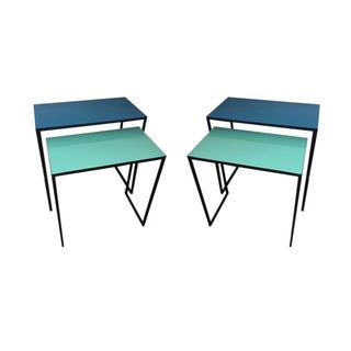 CB2 Nesting Tables Pair - Set of Two