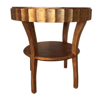 Stylish Gold Accent Table