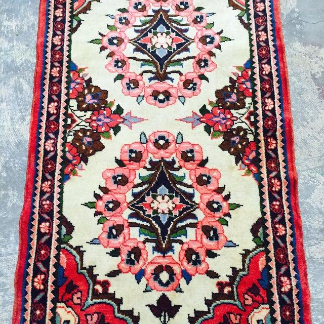 "Lilihan Persian Handmade Rug - 2'5"" X 4'3"" - Image 3 of 10"