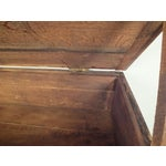 Image of 19th C. French Louis Philippe Walnut Chest/Trunk