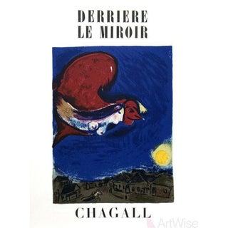 Marc Chagall, Derriere Le Miroir No. 27-28 Cover Lithograph