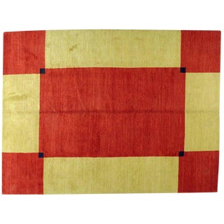 Tibetan Rug - 9′ × 12′