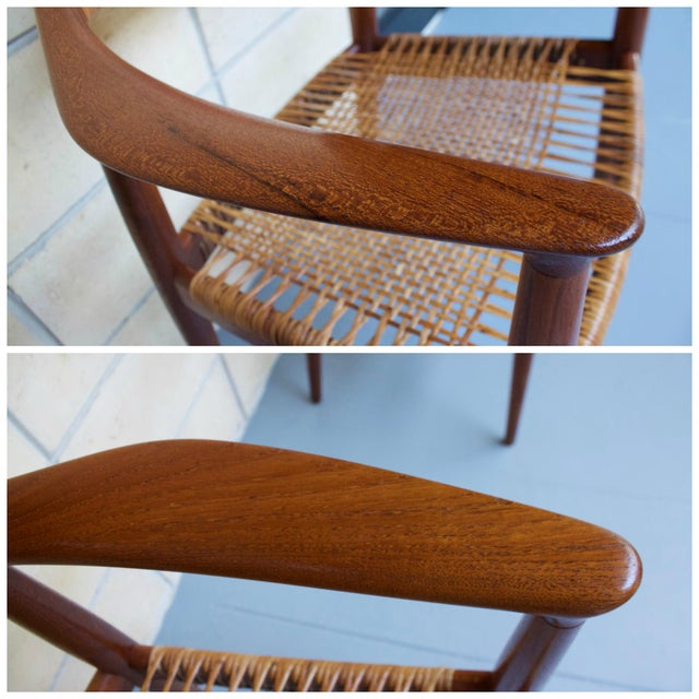 Hans Wegner Johannes Hansen 'The Chair' - A Pair - Image 9 of 10