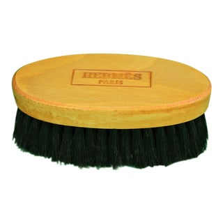 Hermes Horse Bristle Brush