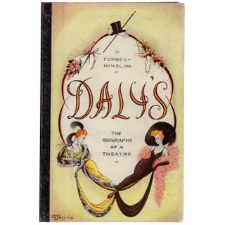 Daly's: The Biography of a Theatre Book