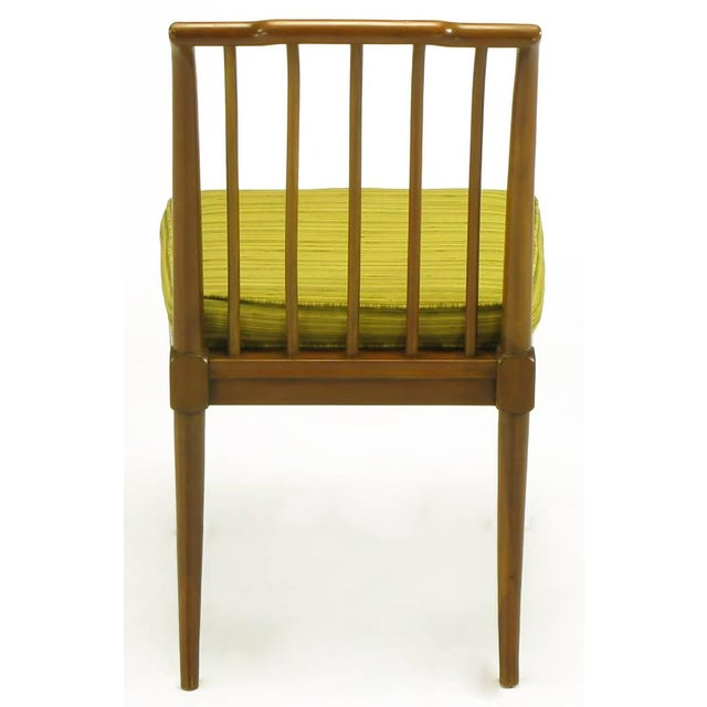 Six J. Stuart Clingman Dining Chairs by John Widdicomb - Image 7 of 10