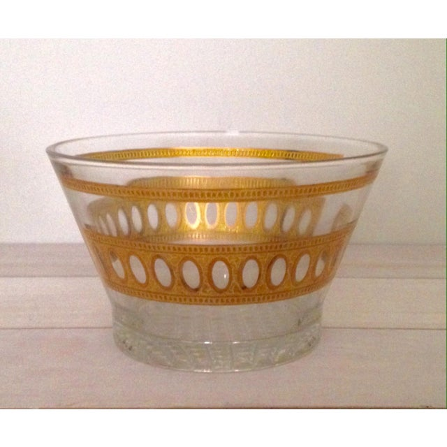 Vintage Culver Antigua Glass Bowls - A Pair - Image 4 of 8