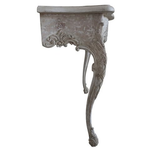1930s Painted French Console - Image 3 of 7