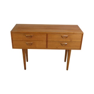Kai Kristiansen Danish Teak Chest of Drawers