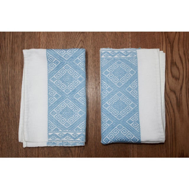 Image of Hand-Woven Chiapas Placemats - Pair