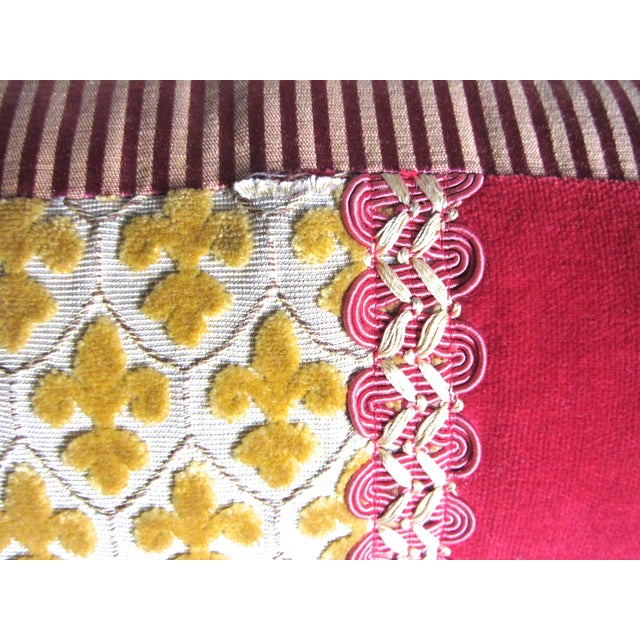 JoAnna Poitier Refurbished Vintage Pillow - Image 6 of 7