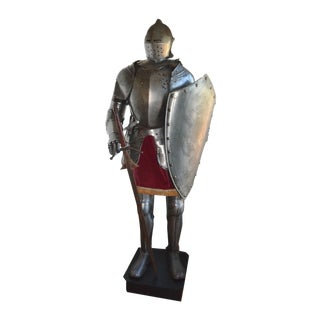 Repro Brogan Medieval Suit of Armor