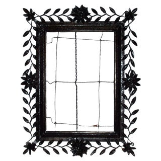 Spanish-Style Metal Frame
