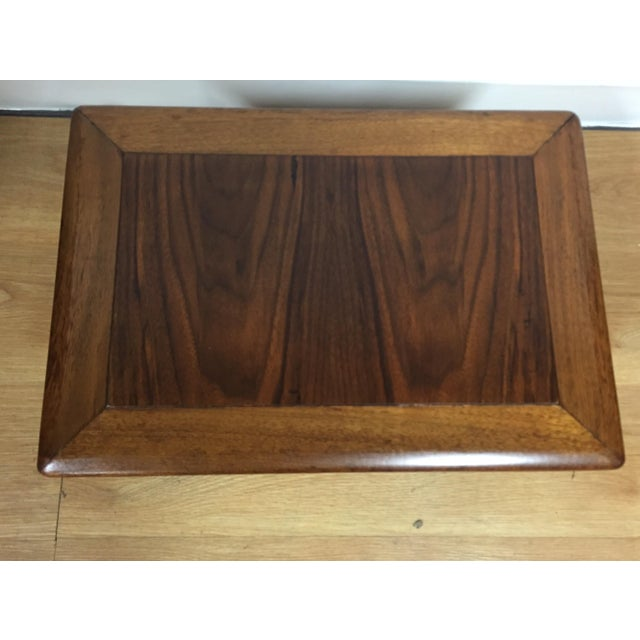 Children's Walnut Table - Image 3 of 5