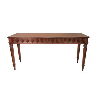 Hollywood Regency Style Console