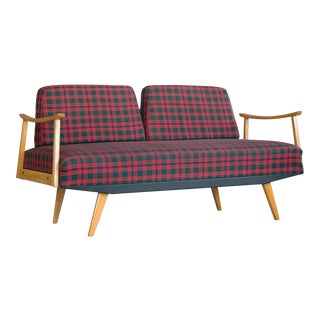 Walter Knoll Attributed Mid-century Daybed and Sofa