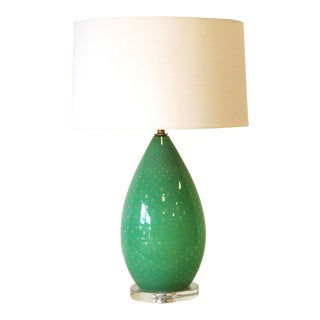 Emporium Home Jaimie Lamp in Green
