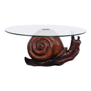Federico Armijo Snail Table