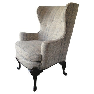 """Victorian Wingback """"Grantham"""" Chair"""