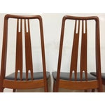 Image of Mid-Century Danish Teak Dining Chairs - Set of 4