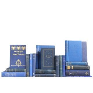 World History Blue Books - Set of 20