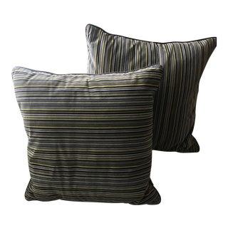 Custom Throw Pillows - A Pair