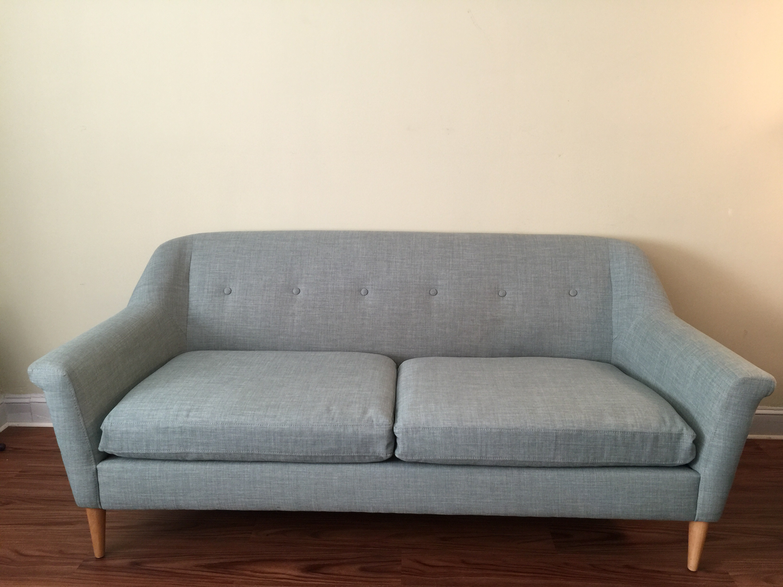 West Elm Finn Loveseat   Image 2 Of 7