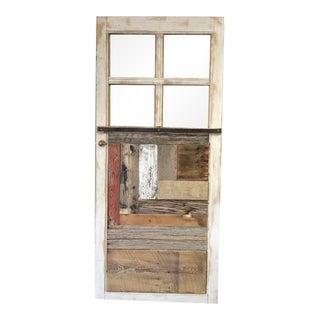 Rustic Barnwood Door
