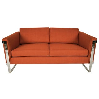 Milo Baughman Floating Sofa