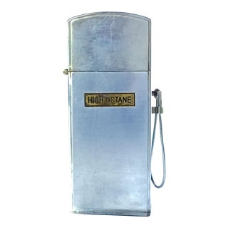 Vintage Gas Pump Style Cigarette Lighter