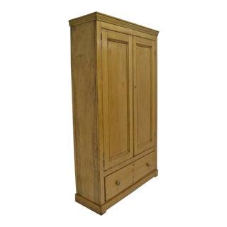 English Pine Wardrobe