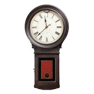 E. Howard Wall Regulator Clock