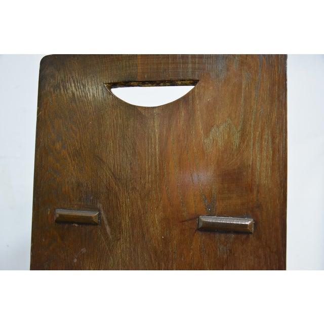 Image of Gustav Stickley Craftsman Desk