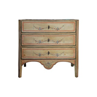 Gustavian 3-Drawer Chest