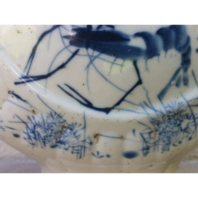 Hand Painted Chinese Vase - Image 4 of 6