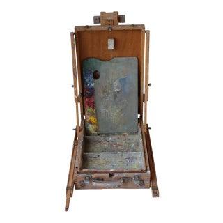 Vintage Wooden Artist Easel
