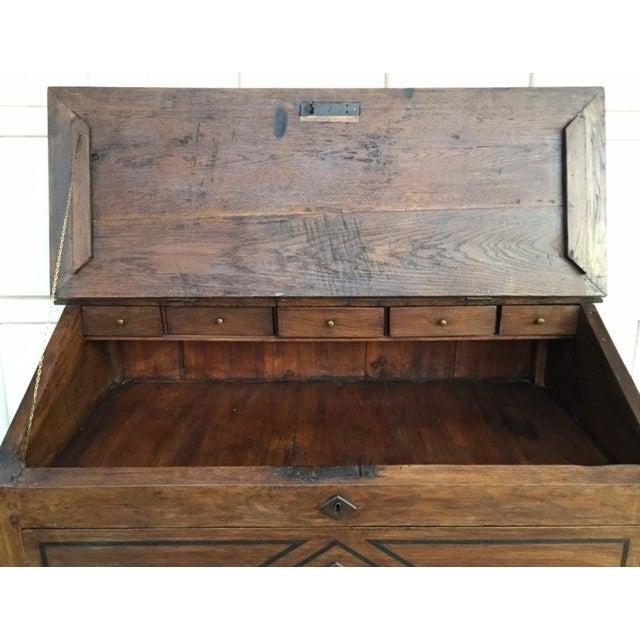1800's Antique Secretary Desk - Image 5 of 11