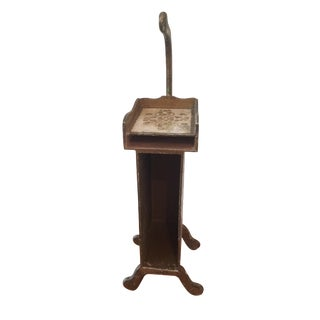 Florentine Telephone Stand