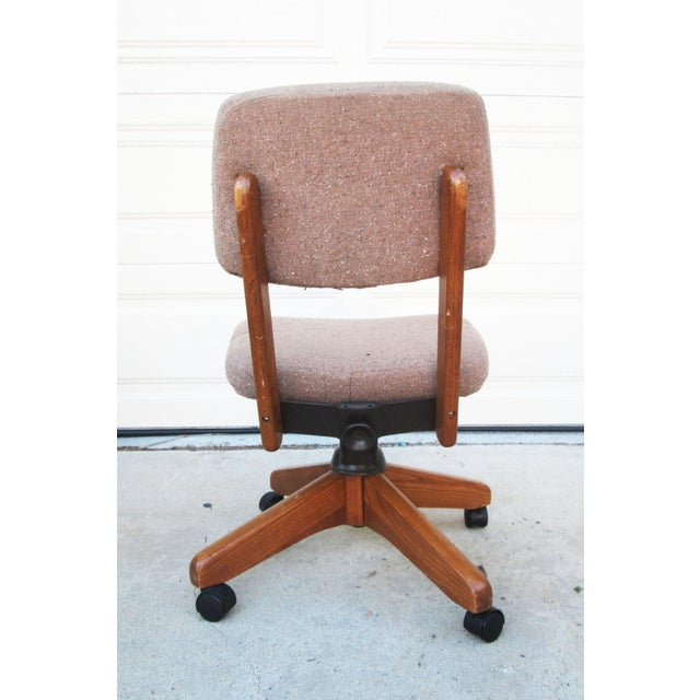 Image of High Point Furniture Armless Office Chair