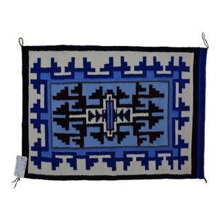Native American Navajo Indian Wool Rug - 2′4″ × 3′2″