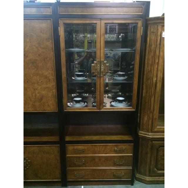 Century Asian-Style Entertainment Center Cabinet - Image 6 of 11