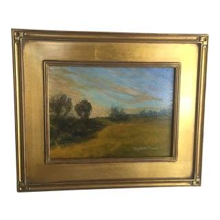 Santa Ynez Meadow Oil Painting