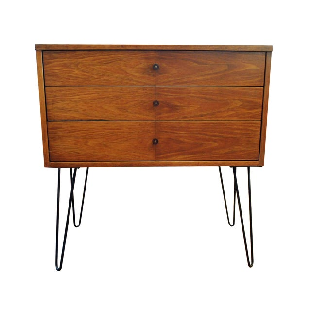 Mid Century Chest With Hairpin Legs - Image 1 of 7