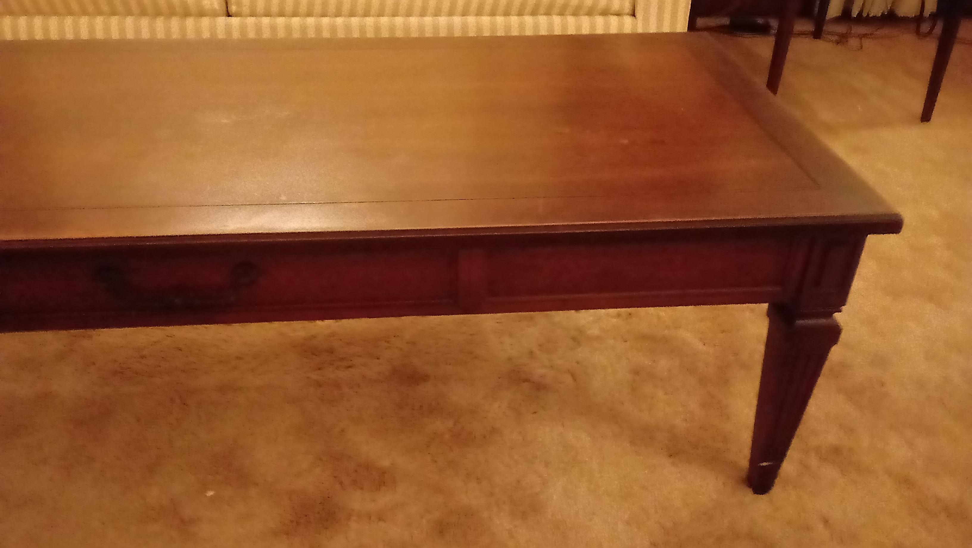 MidCentury Hollywood Regency Henredon Coffee Table Chairish